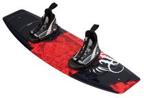 Full Throttle Wakeboard w/ Lace Up Binding