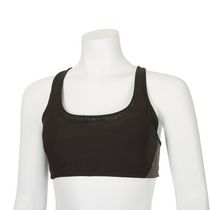 Athletic Works Women's High Impact Bra Black L/G
