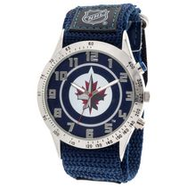 NHL Winnipeg Jets Fastwrap Strap Analog Watch