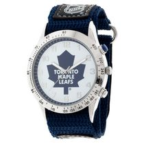 NHL Toronto Maple Leafs Fastwrap Strap Analog Watch