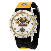 NHL  Boston Bruins Fastwrap Strap Analog Watch