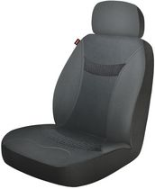 Who-Rae Extra Large Truck  Seat Cover, Gray