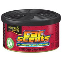 California Scents Car Scents Concord Cranberry Automotive Air Freshener