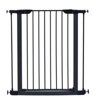 "Midwest 39"" High Graphite Steel Gate"