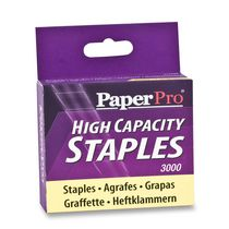 PaperPro Premium High Capacity Staples