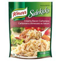 Knorr® Sidekicks Creamy Bacon Carbonara Pasta