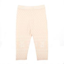 George Baby Girls' Knit Legging Pink 12-18 months