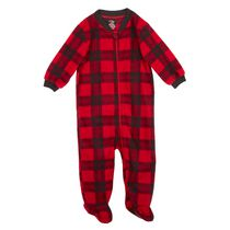George baby Boys' Micro Polar Sleeper Red 3-6 months