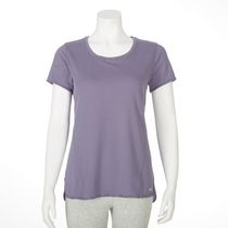 Athletic Works Women's Performance Tee Purple M/M
