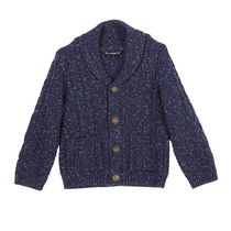 George Toddler Boys' Cable Knit Cardigan 4T