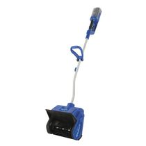 Snow Joe iON 40-Volt Cordless 13-Inch Brushless Snow Shovel w/ Rechargeable Ecosharp Lithium-Ion Battery