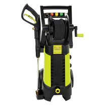 Snow Joe Sun Joe Pressure Joe 2030 PSI 1.76 GPM 14.5-Amp Electric Pressure Washer with Hose Reel – SPX3001