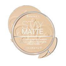 Rimmel London Stay Matte Pressed Powder creamy natural