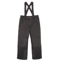 Athletic Works Boys' Snow Pant Black L/G