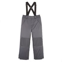 Athletic Works Boys' Snow Pant Grey M/M