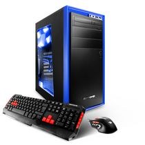 iBUYPOWER CA430X Gaming Desktop with AMD FX-4300 3.8GHz Processor