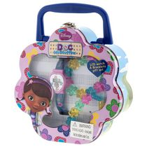 Disney Doc Mcstuffins Girls LCD Watch Gift Set