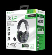 Turtle Beach Ear Force X12 Gaming Headset for Xbox 360