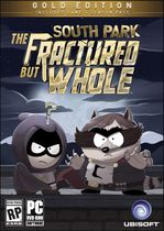 Jeu vidéo South Park : The Fractured But Whole SteelBook : édition Or pour PC