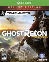 Tom Clancy's Ghost Recon Wildlands: Deluxe Edition (Xbox One)