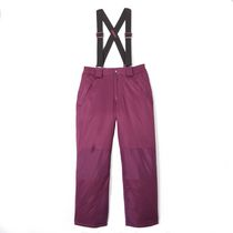 Athletic Works Girls' Snow Pants Purple M/M