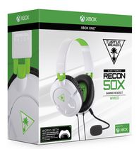 Turtle Beach Ear Force Recon 50X White Gaming Headset (Xbox One)