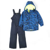 George Boys' 2-Piece Snowsuit Blue 5
