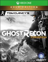 Jeu vidéo Tom Clancy's Ghost Recon Wildlands : édition Or pour Xbox One