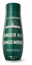 SodaStream Fountain Style Classic Ginger Ale Flavour Sparkling Drink Mix