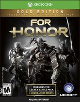For Honor Gold Edition (Xbox One)
