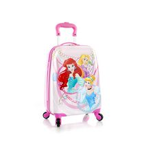 Valise à 4 roulettes Princesses Disney de Heys International pour enfants