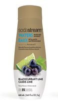 Sodastream Waters Sparkling Gourmet Drink Mix - Blackcurrant Lime, 440 mL