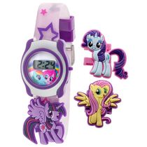 Girl's My Little Pony LCD Watch