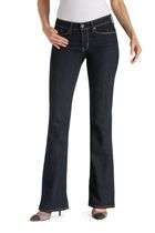 Signature by Levi Strauss & Co. Women's Bootcut Jeans 14 S