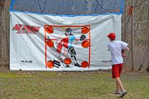 Rave Sports Attack Zone Hockey Tarp