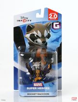 Disney Infinity: Marvel Super Heroes (2.0 Edition) Rocket Raccoon Figure