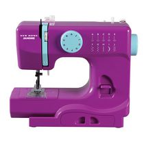Janome Portable Sewing Machine Purple
