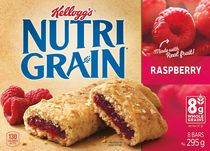 Kellogg Nutri-Grain* Raspberry Cereal Bars