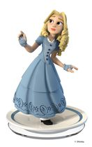 Figurine Alice Édition 3.0 de Disney Infinity