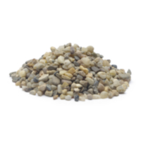 """Marina Decorative Natural Gravel - Natural Grey Creek,10 kg"