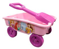Disney Princess Shovel Wagon Toy Vehicle