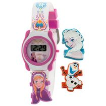 Girl's Disney Frozen LCD Watch