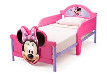 Disney Mickey & Minnie Mouse 3D Toddler Bed