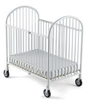 Foundations Pinnacle Compact Folding Steel Crib