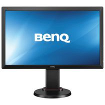"BenQ 24"" Widescreen LED Monitor with 1ms Response Time (RL2460HT) - Black"