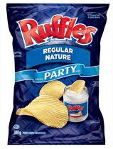 Ruffles Regular Potato Chips
