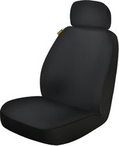 Who-Rae Single Stanley Repel Seat Cover, Black