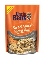 Uncle Ben's Fast and Fancy Fine Herb Rice