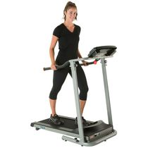 PROGEAR HC3500 Extended Weight Capacity Smooth Walking and Jogging Electric Treadmill with Heart Rate System