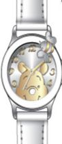 Adult Winnie the Pooh Watch with White Strap